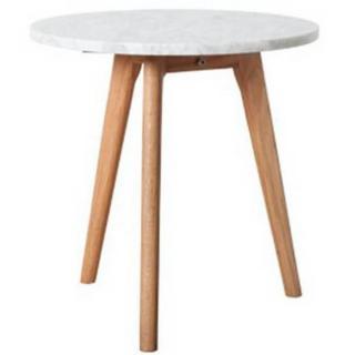 ZUIVER Table basse  STONE moyen modèle en marbre.
