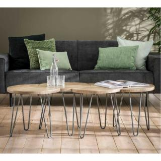 Table basse MANGO massif