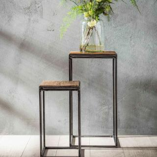 Table de fleur GRAINED