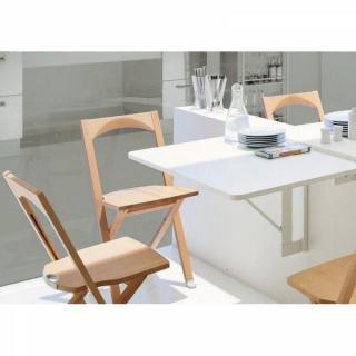 console extensible le gain de place tendance au meilleur prix table pliante quadro blanche. Black Bedroom Furniture Sets. Home Design Ideas