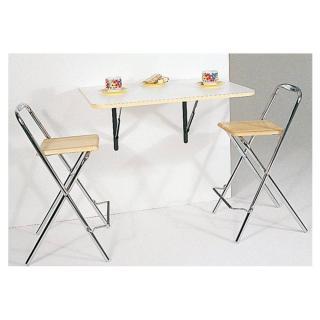 Table pliante SESAMO blanche