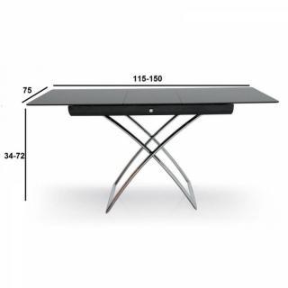 Table basse carrée, ronde ou rectangulaire au meilleur prix, Table ...