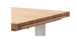 Table  extensible DARKE 200 x 100 cm chêne