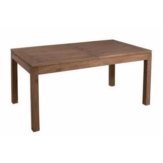 Table repas LAURA 160/200 x 90 cm en mindi