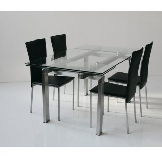table de repas design au meilleur prix inside75. Black Bedroom Furniture Sets. Home Design Ideas