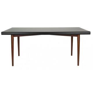 DUTCHBONE Table repas JUJU 180 x 90 cm  noyer