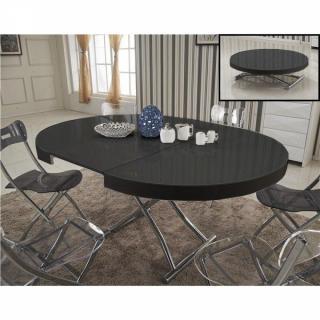 Table relevable design ou classique au meilleur prix - Table ronde diametre 90 ...