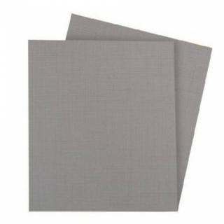 Lot 2 de tablettes BALIOS Larg 43 / Prof 50 cm coloris gris