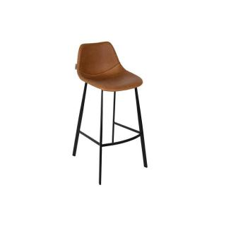 Dutchbone tabouret de bar  FRANKY BARSTOOL marron