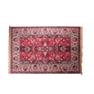 DUTCHBONE Tapis BID rouge