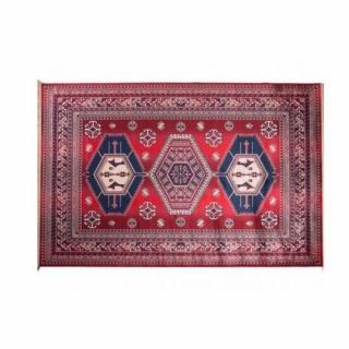 DUTCHBONE Tapis JAR  rouge