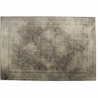 DUTCHBONE Tapis style persan RUGGED beige  170 x 240 cm