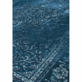 DUTCHBONE Tapis style persan RUGGED bleu  200 x 300 cm