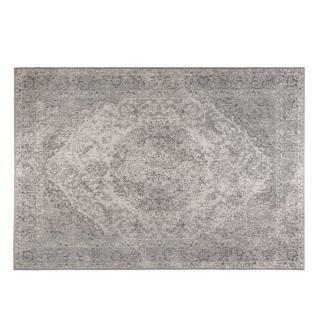 DUTCHBONE Tapis style persan RAVI grege 170 x 240 cm