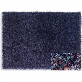 FEELING tapis épais bleu mauve 140x200 cm