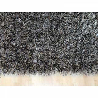 FEELING tapis épais gris foncé - 90x160 cm
