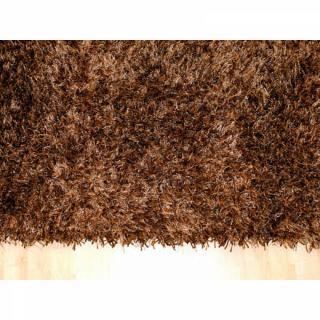 FEELING tapis épais marron - 90x160 cm