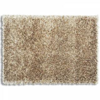 FEELING tapis épais taupe 90x160 cm