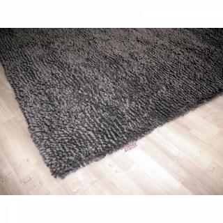 VENICE tapis épais gris  140x200 cm