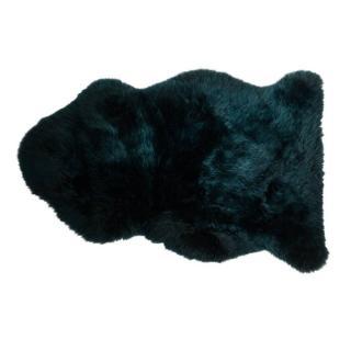 Tapis en peau de mouton SHEEPSKIN SHAUN vert