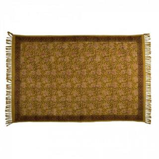 DUTCHBONE Tapis INDIAN BLOCK  jaune
