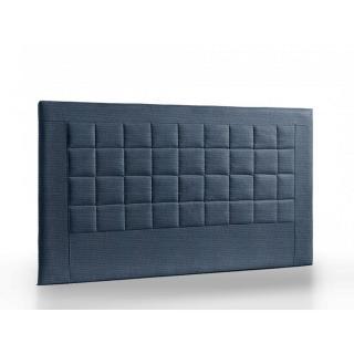 Tête de lit matelassée haut de gamme APOLLO 165 cm cuir recyclé BONDED