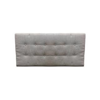 Tête de lit capitonnée largeur 138 cm
