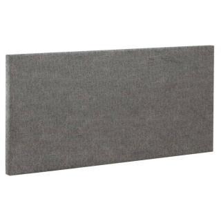 BULTEX Tête de lit  ETNA chiné gris flanelle