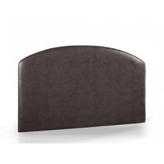 lits chambre literie t te de lit haut de gamme lune 95cm inside75. Black Bedroom Furniture Sets. Home Design Ideas