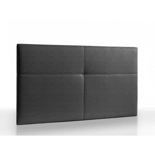 t te de lit au meilleur prix t te de lit capitonn e haut de gamme ritz 145 cm inside75. Black Bedroom Furniture Sets. Home Design Ideas
