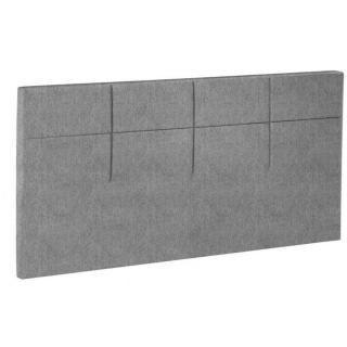 BULTEX Tête de lit  SALINA chiné gris flanelle