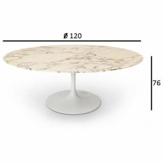 table ronde tulipe cheap table ronde pied tulipe with table ronde tulipe elegant voir taille. Black Bedroom Furniture Sets. Home Design Ideas