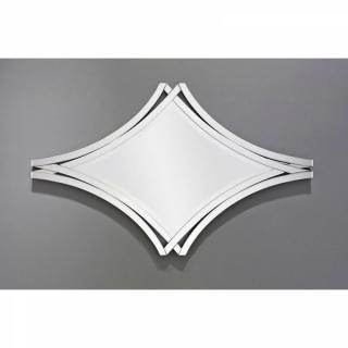 TWIN miroir mural design blanc