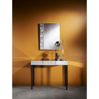 Un ensemble UR console miroir design