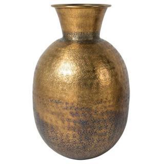 Vase BAHIR style ethnique chic en laiton