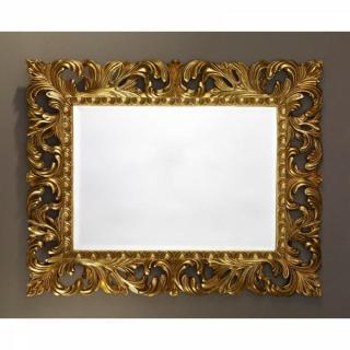VINCI Miroir mural en verre de style classique or