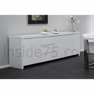 buffets bas meubles et rangements buffet design laqu. Black Bedroom Furniture Sets. Home Design Ideas